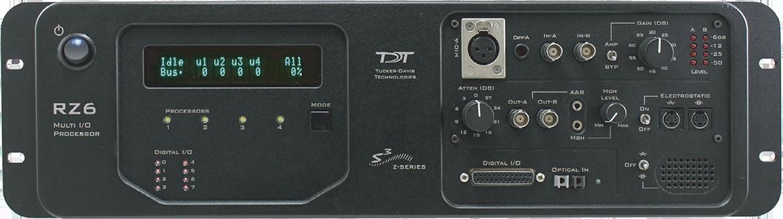 RZ6 聴覚実験用プロセッサ