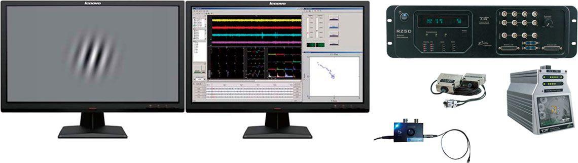 視覚タスク制御システム